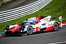 WEC Competitive qualifying for Toyota Gazoo Racing