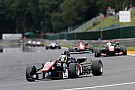 F3 Europe Spa F3: Eriksson takes maiden win as Russell bogs down
