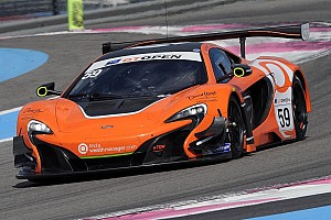Blancpain Endurance Breaking news LMP2 ace Derani joins McLaren for Spa 24 Hours