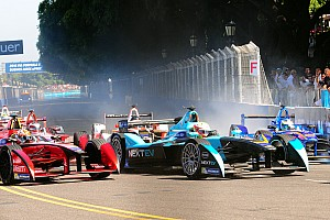 Formula E Race report NEXTEV TCR's Turvey clinch two points in the Buenos Aires ePrix