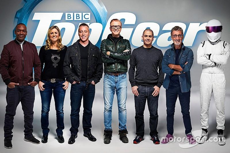 Officieel: dit zijn de zes nieuwe Top Gear-presentatoren