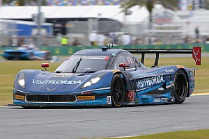 IMSA Race report Visit Florida Racing takes home podium finish in Daytona