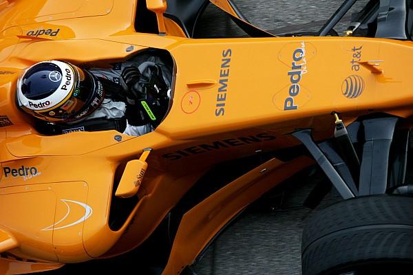 F1 Noticias de última hora McLaren prepara una gran renovación de la imagen de su F1 para 2017