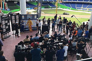 Hunter-Reay: I picked hardest group in Race Of Champions draw
