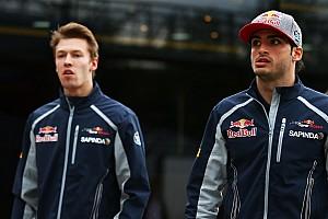 Formula 1 Breaking news STR expects Sainz-Kvyat rivalry headaches later this year