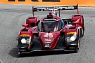 Mazda locks out the front row at Laguna Seca