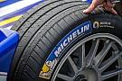 Formula E Michelin to provide new Formula E tyres in season three