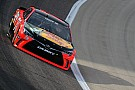 Truex leads Thursday's Sprint Cup practice with late flyer