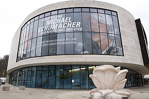 Formula 1 Breaking news Schumacher's F1 career celebrated in new exhibition
