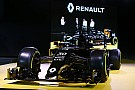 Renault Sport Formula One Team takes to the track