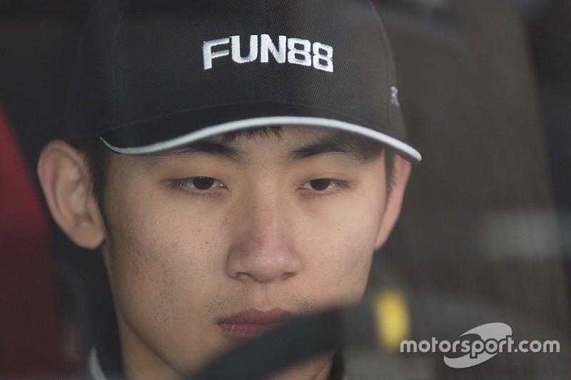PCCA季前测试第三!张大胜力争最佳中国车手