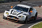 Endurance Aston Martin takes top eight slot for Nürburgring 24 Hours start