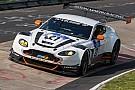 Endurance Aston Martin takes top eight slot for Nürburgring 24 Hours start