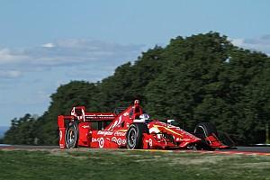IndyCar Practice report Dixon tops third practice, but rivals close in