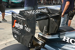 Formula 1 Analysis Bite-size tech: McLaren rear wing and Halo