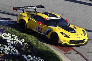 IMSA Race report Corvette Racing at Monterey: GTLM points lead heading to Le Mans