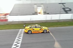 WTCC Testing report Positive results for Lada Sport after Portugal pre-season testing