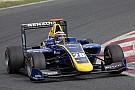 GP3 Jorg, Hughes lead DAMS 1-2 as GP3 testing concludes