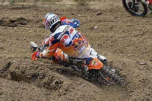 Mondiale Cross Mx2 Gara Jeffrey Herlings sale a quota nove vittorie in Spagna