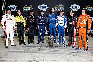 NASCAR Truck Breaking news NASCAR Chase grid set for Trucks