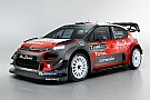 WRC Citroën begins a new chapter in its sporting history with the C3 WRC