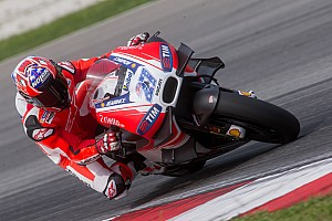 "MotoGP Breaking news Stoner: ""No intention"" to race after joining Sepang test"