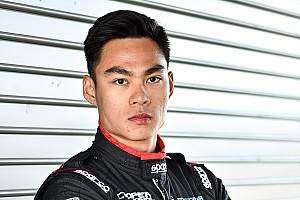 F3 Europe Breaking news Former Caterham junior Tan gets European F3 debut
