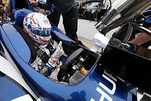 IndyCar Breaking news IndyCar plans for aeroscreens in 2017