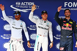 Formula 1 Qualifying report Hungarian GP: Rosberg grabs pole in chaotic, interrupted qualifying