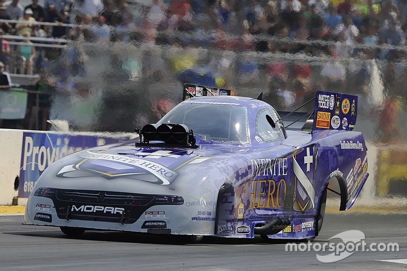Capps continues push to championship at Pomona