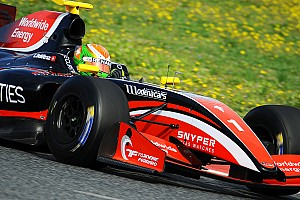 Formula V8 3.5 Testing report Deletraz quickest on final test day of F3.5 pre-season