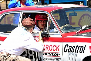 Supercars Breaking news TV show honours Brock legacy, says his car collector