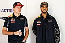 Ricciardo: No reason why Verstappen rivalry can't stay healthy