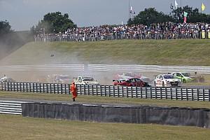 BTCC Breaking news TOCA adds provision for BTCC race bans