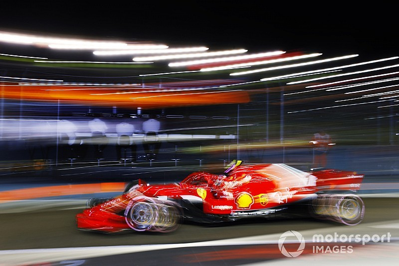 Formula 1, Gp Singapore: Red Bull davanti a tutti nelle prime libere