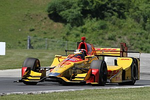 IndyCar Breaking news Andretti's Indy Lights drivers to test IndyCars at Watkins Glen