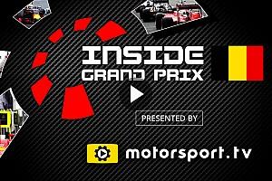 Формула 1 Новость Журнал Inside Grand Prix: Спа