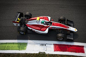 GP3 Breaking news Fukuzumi gets grid penalty for collision with Leclerc