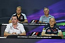 Formula 1 Malaysian GP: Friday's press conference