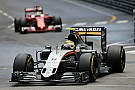"Perez delighted with ""tremendous"" podium strategy"