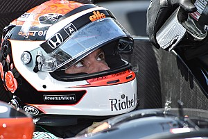 IndyCar Testing report Steady progress for Canadian Alex Tagliani