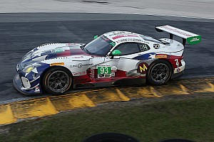 IMSA Race report Riley Motorsports Dodge Viper GT3-R finishes third in the 24 Hours of Daytona