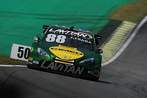 Stock Car Brasil Relato de classificação Por 0s011, Fraga bate Barrichello e é pole em Interlagos