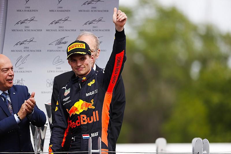 F1 Canada, Libere 2: Verstappen velocissimo, Vettel 5°