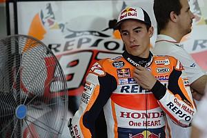 MotoGP Breaking news Marquez says Sepang crash different mistake to Australia