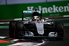 Mercedes took gamble on Hamilton suspension in Mexico