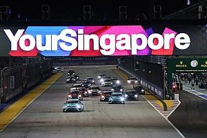 """TCR Репортаж з гонки TCR Сінгапур: """"Леопарди"""" продовжують домінувати впевненим переможним дублем"""