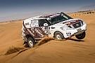 كروس كاونتري رالي المغرب: ياسر سعيدان يقتنص صدارة الـ