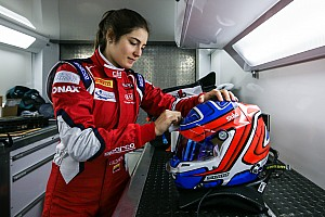 GP3 Interview Tatiana Calderon:
