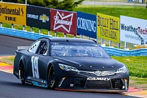 NASCAR Sprint Cup Testing report NASCAR Sprint Cup drivers praise Watkins Glen repave during tire test